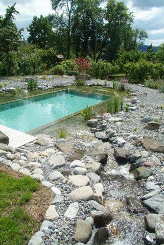 Naturlicher Bachlauf Garten – Siddhimind.Info